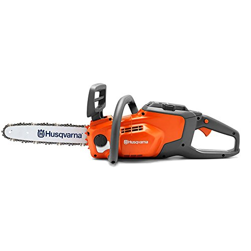 Husqvarna 120i 40-volt Lithium Ion 14-in Brushless Cordless Electric Chainsaw (Tool Only, Battery Not Included) by Husqvarna