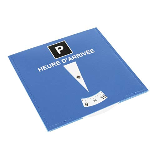 French blue zone parking disc Asdirect
