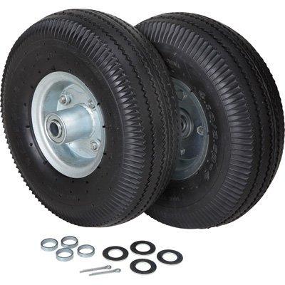 Ironton Hand Truck Flat-Free Tire Kit - 12-Pcs., 300-Lb. Capacity by Ironton