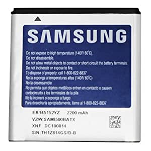 Samsung Fascinate/Mesmerize i500 Extended Battery