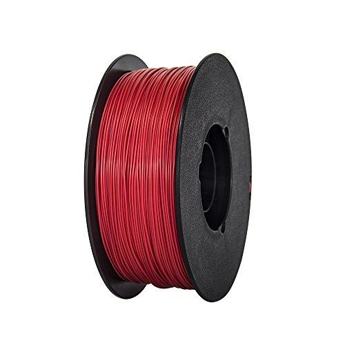 175mm-Red-ABS-3d-Printer-Filament-NW-1kg-Per-Spool-for-FlashForge-Creator-series