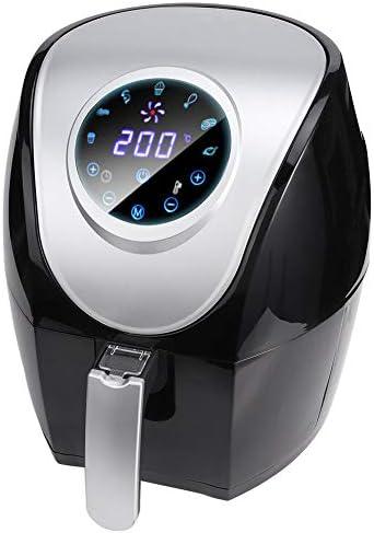 5L écran tactile intelligent ménage friteuse à Air sans fumée four multifonctionnel prise ue 220 V