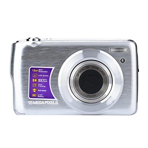 Digital Video Camera, PowerLead PL-CAM03 2.7 Inch TFT 3X Opt