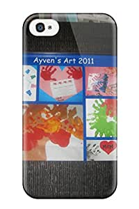 3023452K72072130 New Diy Design Framed Art For Iphone 4/4s Cases Comfortable For Lovers And Friends For Christmas Gifts