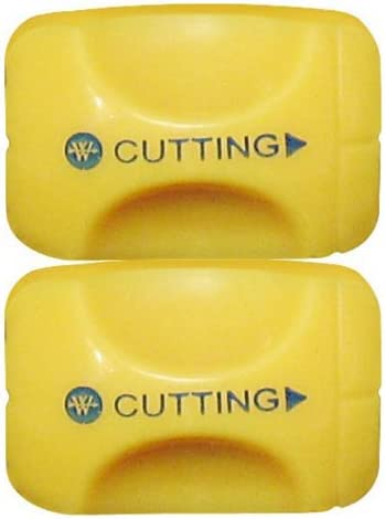 Westcott Paper Trimmer Titanium Bonded Replacement Cutting Blades for use with Trimmers 13782 and 13779 Pack of 2 13780