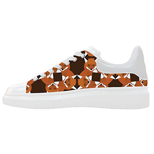 Scarpe Le Women's Fox Scarpe Shoes Canvas Scarpe Custom Le Le 8zxZqZw