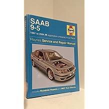 Saab 9-5 4-cyl Petrol: 97-04