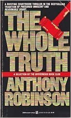 Book The Whole Truth by A. Robinson (1992-07-01)