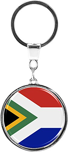 Quality and shiny keychain in a round shape