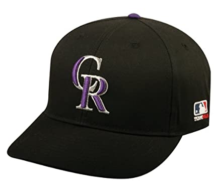 Amazon.com   Colorado Rockies ADULT Major League Baseball Officially ... 88fe91bf6a2