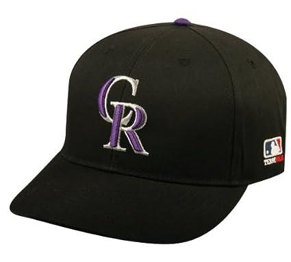 612058d77f1de Amazon.com   Colorado Rockies ADULT Major League Baseball Officially ...
