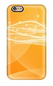 Faddish Phone Orange Case Cover For Apple Iphone 4/4S / Perfect Case Cover