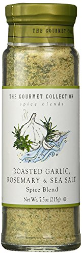 The Gourmet Collection Spice Blends Roasted Garlic, Rosemary & Sea Salt (Best Spices For Roasted Vegetables)