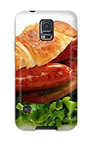 Fashionable Style Case Cover Skin For Galaxy S5- Sandwich