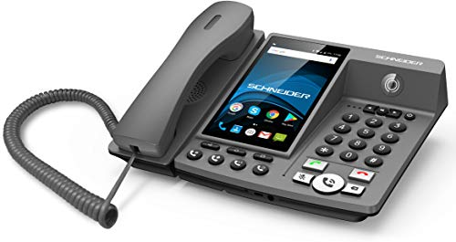 Portable Wireless Desk Phone-4G&WiFi-Android ()