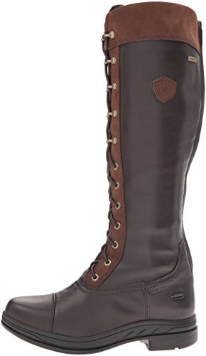 Ariat Damen Winter Country Stiefel Coniston Pro Gtx Gefüttert Ebano