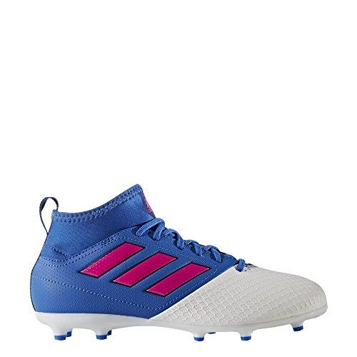 nbsp;ba9232 blanc Terrain rouge 3 17 Ace Bleu Adidas Pour Football De nbsp;pour Ferme Chaussures Enfant nw86Zq