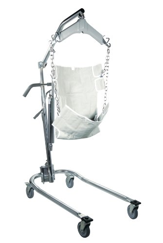 Drive Medical New Style Patient Lift, Chrome by Drive Medical