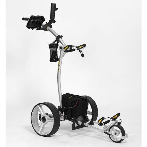 Bat Caddy X4 Electric Golf Caddy/Trolley/Cart + FREE Accessory Pack by Bat-Caddy
