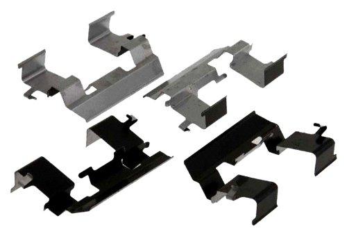 Carlson Quality Brake Parts P787 Brake Pad Installation Kit