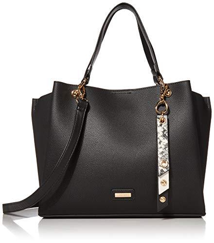 Aldo Satchel Handbag Nusz, Black