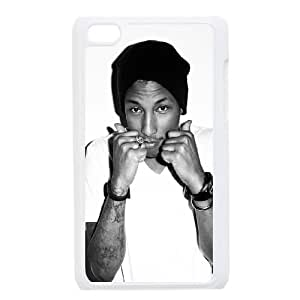 Pharrell Williams iPod Touch 4 Case White R3334233