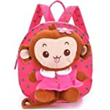 Baby Rae Toddler Kid Walking Safety Leash Backpack with...