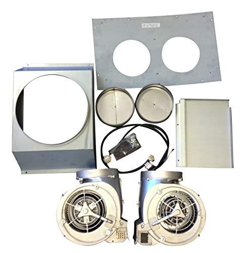 - IB1200 Inca 1200 CFM Pro Internal Blower Kit