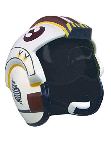 (Rubie's Men's X-Wing Helmet, As As Shown, One Size)