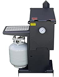 R V Works FF2 S Super 6 Gallon Outdoor Cajun Deep Fryer Cooker