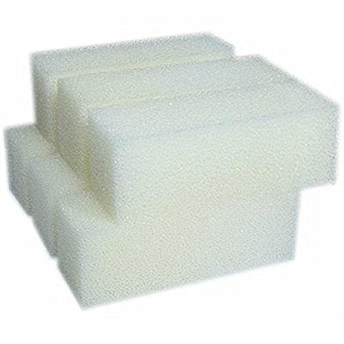 Podoy Foam Filter Pads Aqua Clear 110/500 AquaClear (Pack of - Foam Aquaclear 110 Insert
