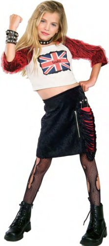 UK Diva Costume - Child Large ()
