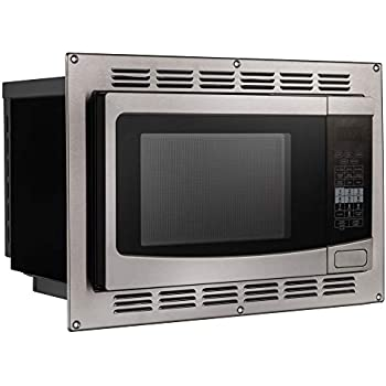 Amazon.com: RecPro RV Convection Microondas Acero Inoxidable ...