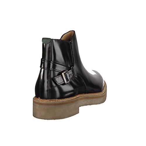 Cuir Noir Oximore Boots Polido Kickers 577240508 5tOUBHwqq