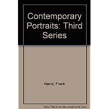 Contemporary Portraits (Third Series).