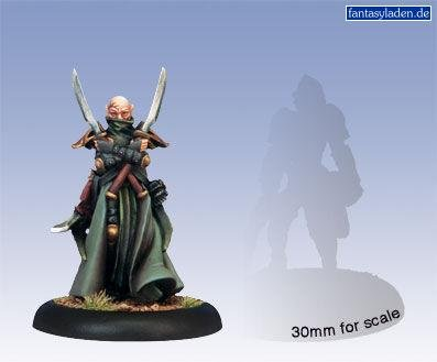 Privateer Press - Warmachine - Retribution: Narn Mage Hunter of Ios Model Kit (Ios Lion)
