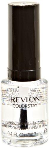 (REVLON Colorstay Nail Enamel, Top Coat, 0.4 Fluid Ounce)