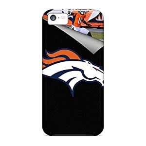 New Arrival Covers Cases With Nice Design For Iphone 5c- Denver Broncos Kimberly Kurzendoerfer