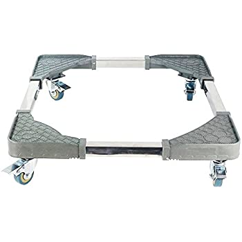 Multi Functional Movable Adjustable Base With Casters