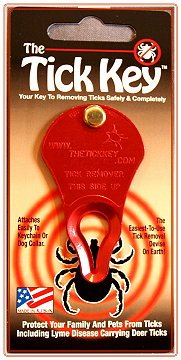 RED – TickKey Tick Removal Tool, My Pet Supplies