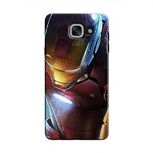 Cover It Up - Ironman Kneeling Galaxy J7 Prime Hard Case