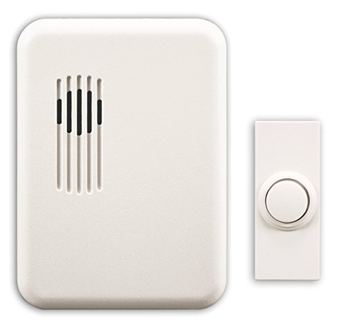 Heath Zenith Wireless Molded Door Chime SL-7751