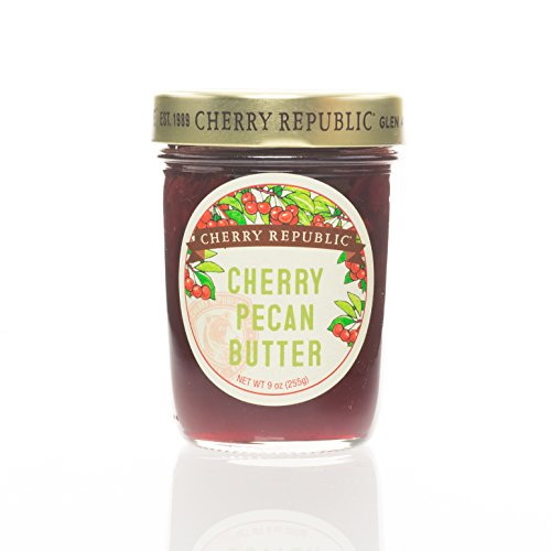 Cherry Republic Cherry Butter - Pecan Cherry