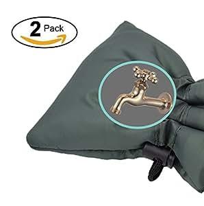 juslink al aire libre de grifo, para winter-2Pack