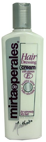 Mirta De Perales Hairdressing Cream with Vitamin E, 8 - Hairdressing Cream