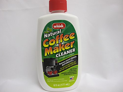 Whink Natural Coffee Maker Cleaner - Coffee Pigs