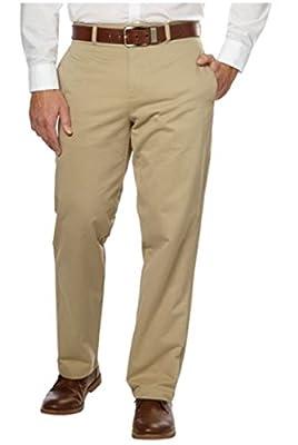 Calvin Klein Mens Soft Wash Twill Pant (36X34, KHAKI)