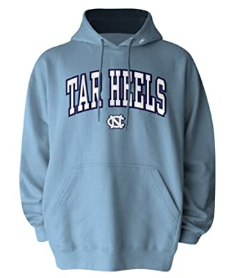 NCAA North Carolina Tar Heels Hooded Sweatshirt Men's