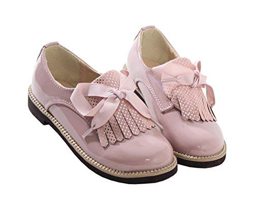 enfant Shoes Pink By Derbies Vernis Pour Style Zw0wXx