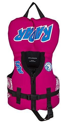 - Radar Girls Toddler Life Jacket